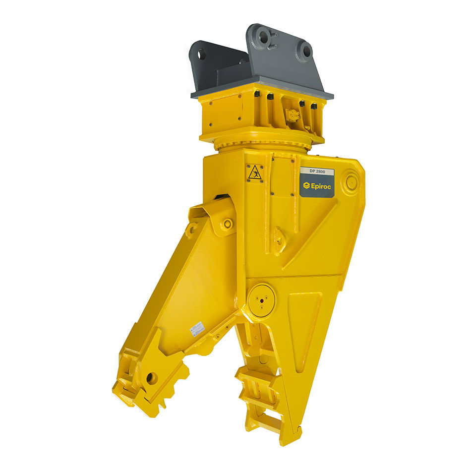 Demolition pulverizers product pictures