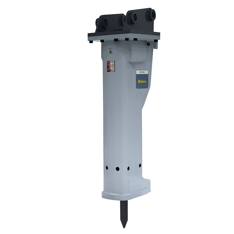 EC essential range hydraulic breakers product pictures