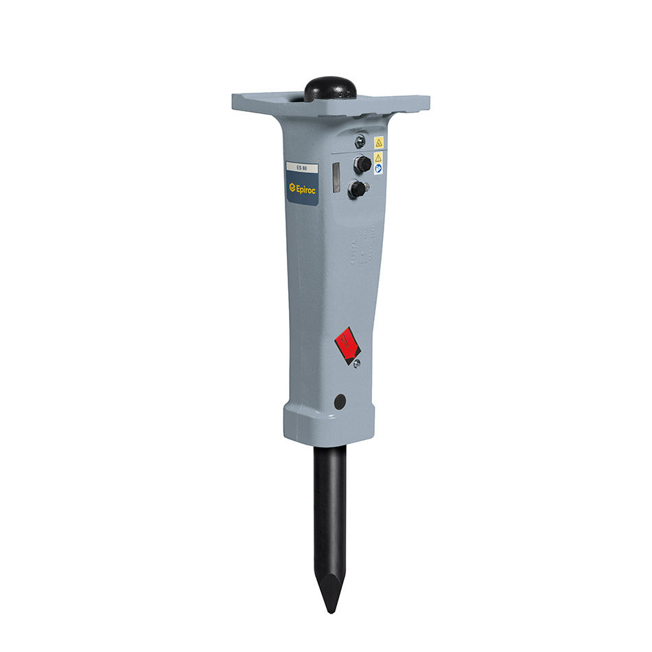 ES essential range hydraulic breakers product pictures