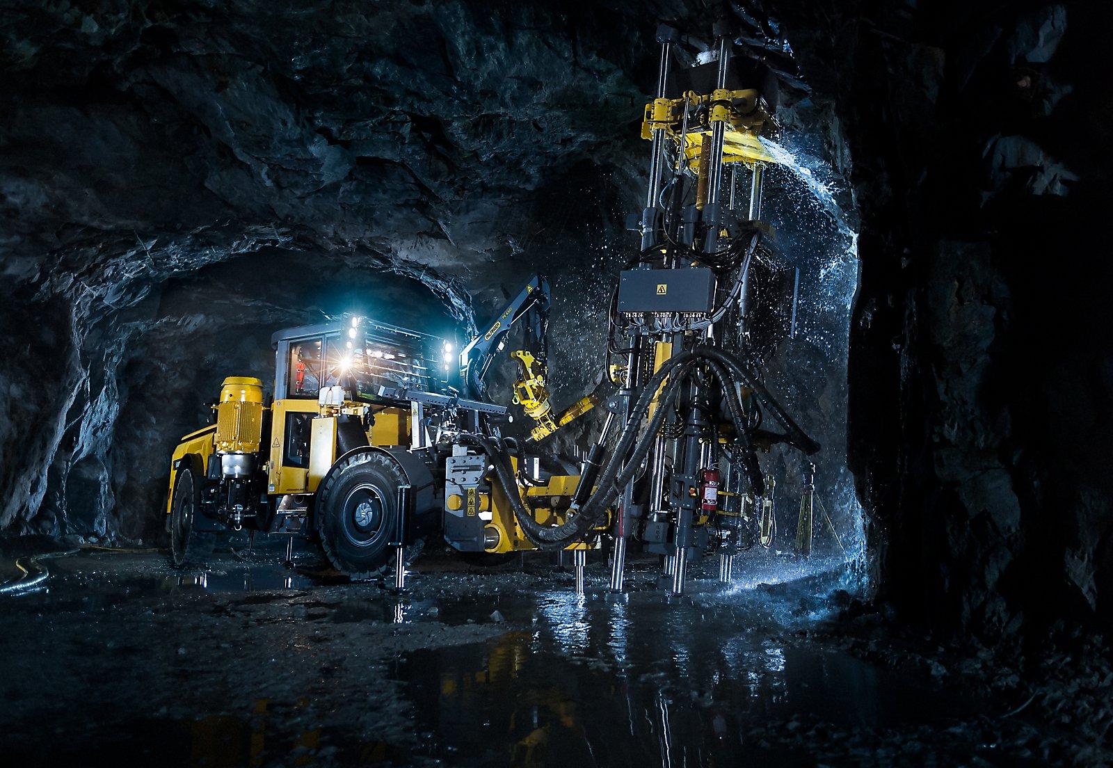 данные картинки шахтовой техники горные