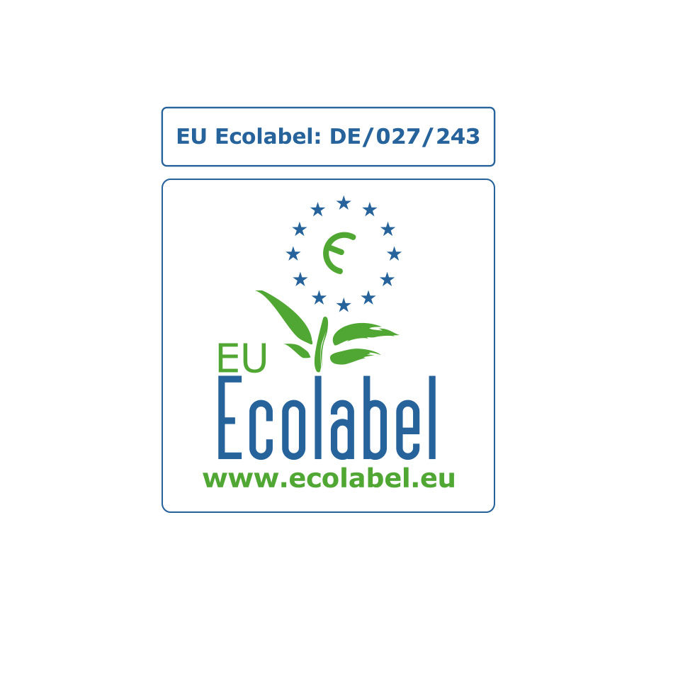 EU Ecolable for the bio chisel paste