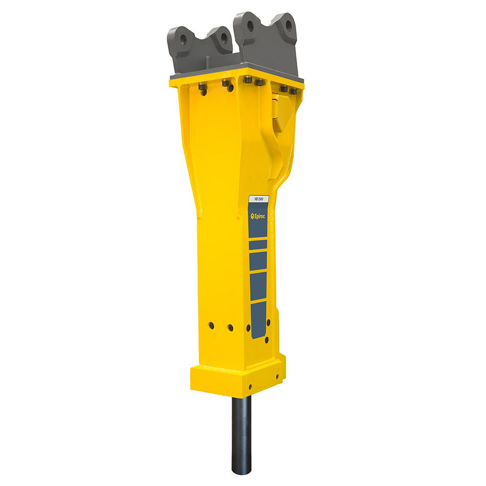 HB hydraulic breakers product pictures