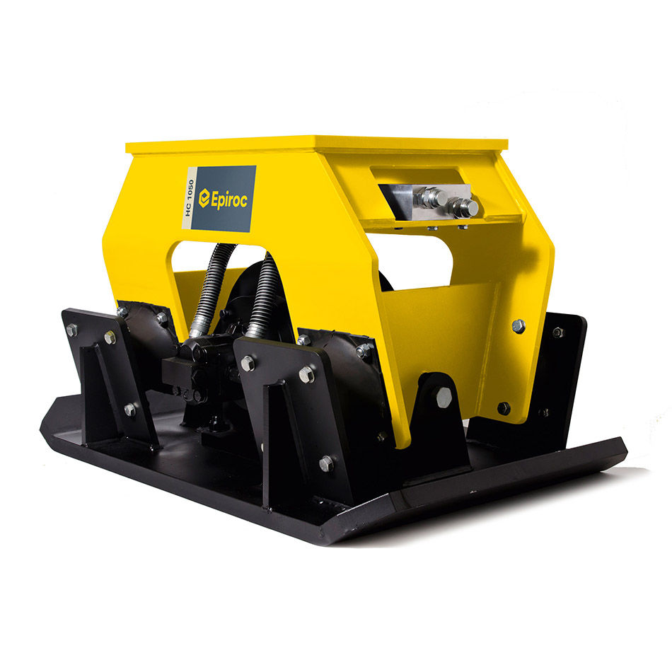 HC 1050 hydraulic compactor product picture