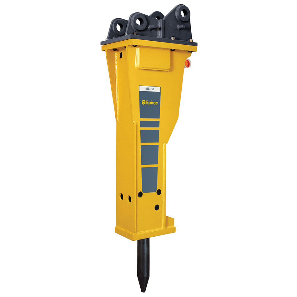 MB hydraulic breakers product pictures